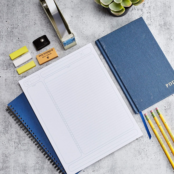 Business Meeting Notebooks