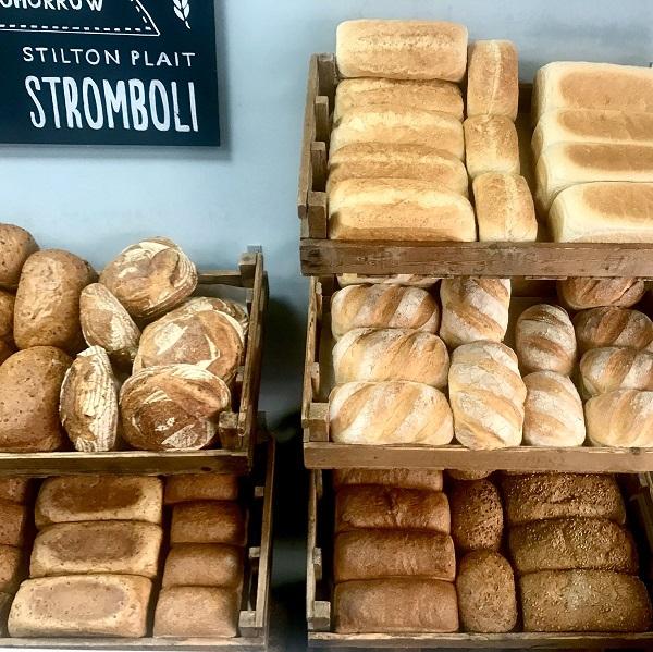 Bread shops