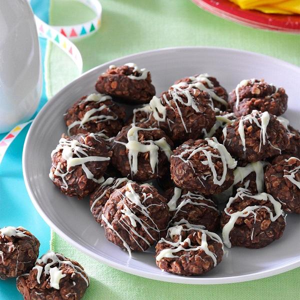 No bake cookies :