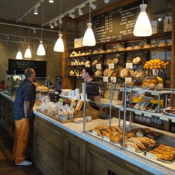 Café bakeries