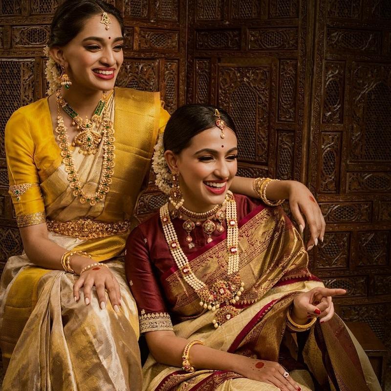 Types of stunning wedding jewellery sets