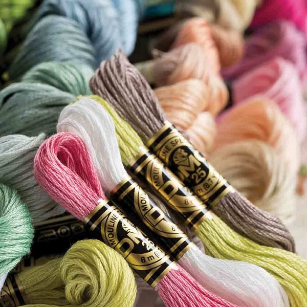Cotton Embroidery Floss