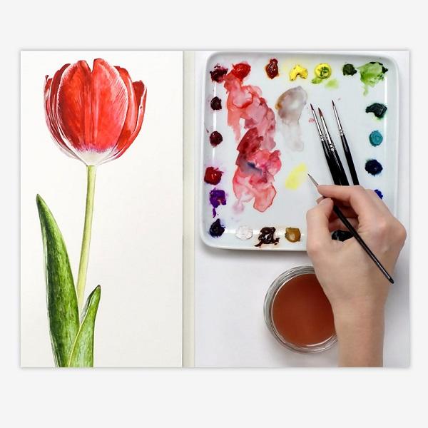 Basic Painting Steps
