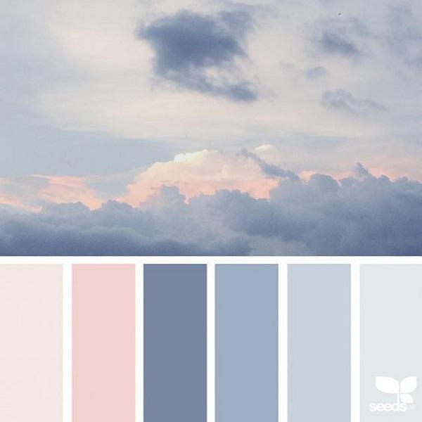 Pastel Color-