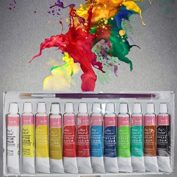 Acrylic Paints-