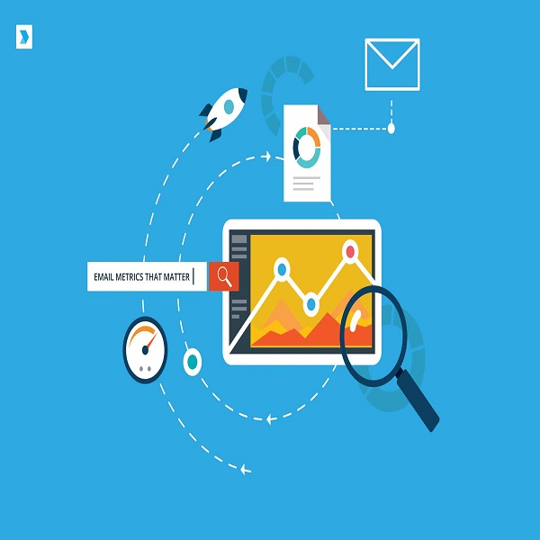 Track Email metrics such as Email Engagement
