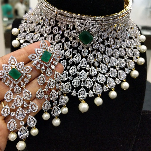 Jewellery Sets in Bridal Jewellery