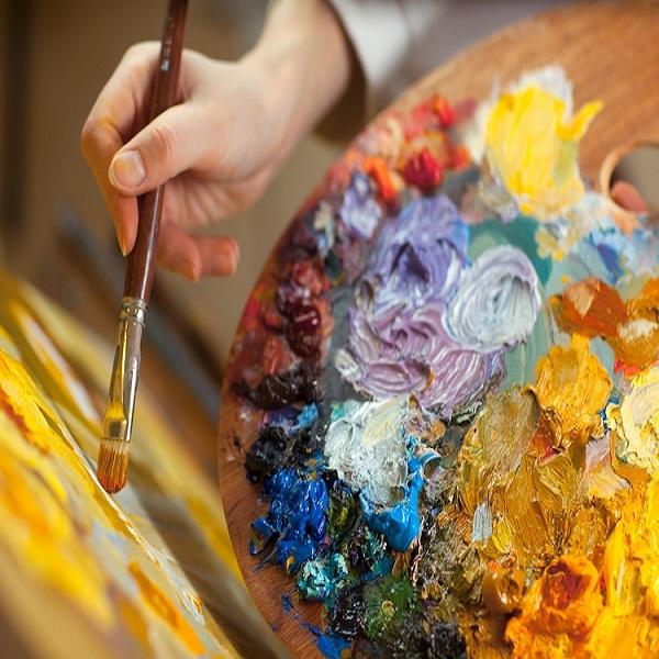 Oil Paints-