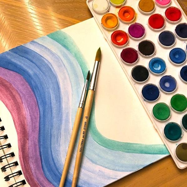 Watercolor-