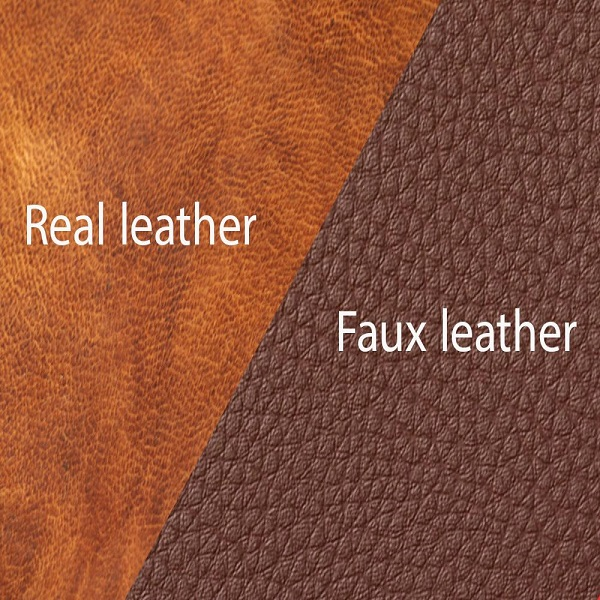 Leather and Faux Leather