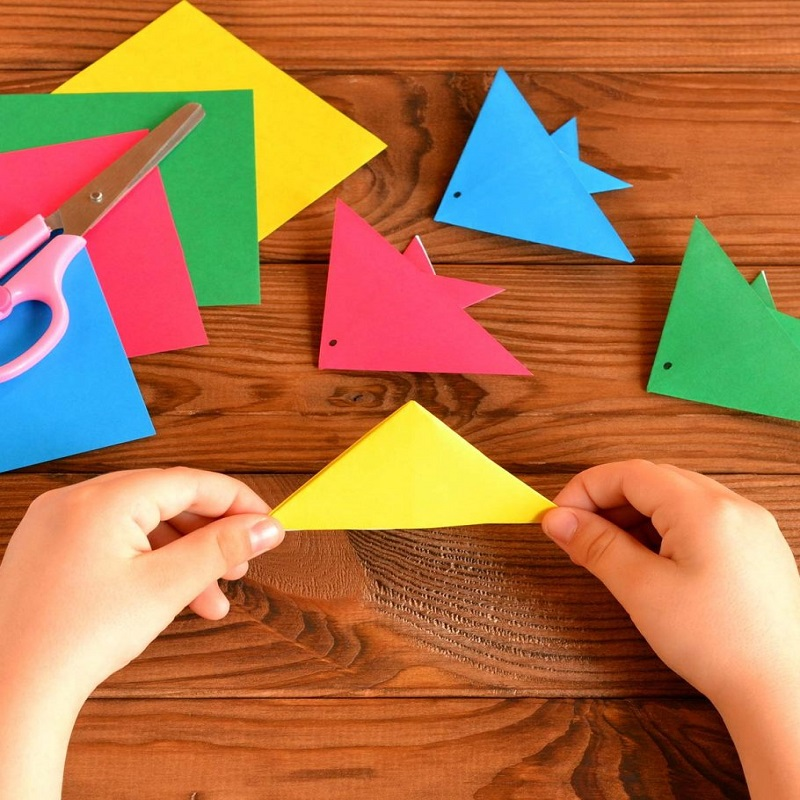 Creative Origami Crafts for Kids