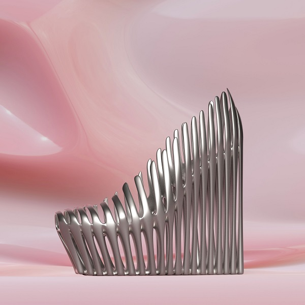 3D printed Footware